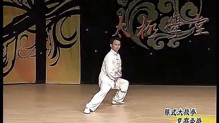 (五)李德印陈式56式太极拳教学