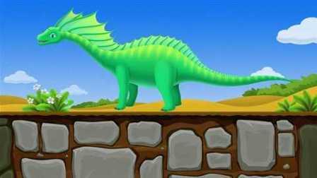侏罗纪世界 我的恐龙公园第八期 亲子游戏 儿童益智游戏 大侠笑解