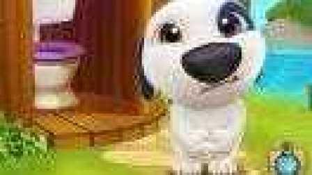 我的汉克狗 第六期 吸引来了斑马 说话狗 亲子游戏 儿童游戏 益智游戏 大侠笑解