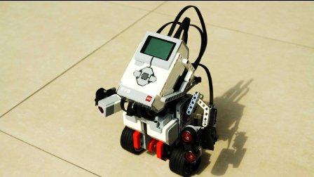 【强哥乐高机器人课堂】我的第一个机器人:陀螺仪男孩