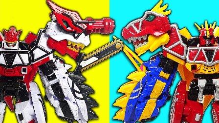 恐龙玩具 魔术玩具变形金刚 变形金刚 力电力别动队 传奇回归 迪诺充电勇敢 新魔力玩具学校