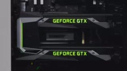 【极客湾】双路核弹?三屏4K?终极Geforce的究极测试!