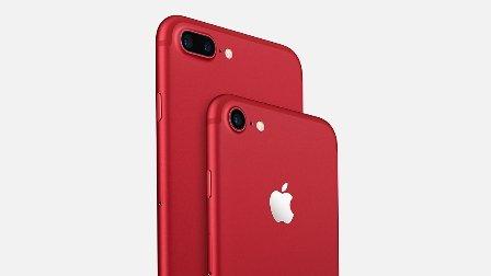 红红火火恍恍惚惚 国行版红色iPhone 7开箱