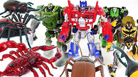 时尚动漫玩具 变形托马斯火车头  变形金刚和佩佩猪 可变形 合体 三合一 机器人蜘蛛蝎子蟑螂