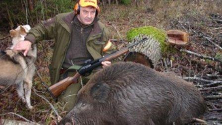 獵奇 第一百二十六集  一起去德国森林打野猪