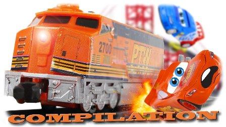 迪斯尼玩具车 动力火车和汽车玩具 玩具高速公路 迪斯尼玩具 火车玩具