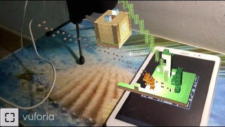 吃惊!一男子竟在现实世界用钻石建房子