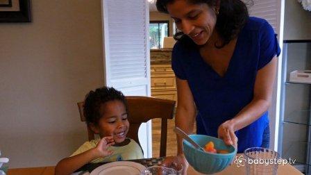 Babystep 分配晚餐任务