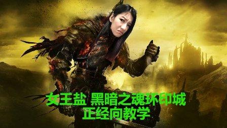 """【女王盐】黑暗之魂3环印城""""正经向""""小贴士"""