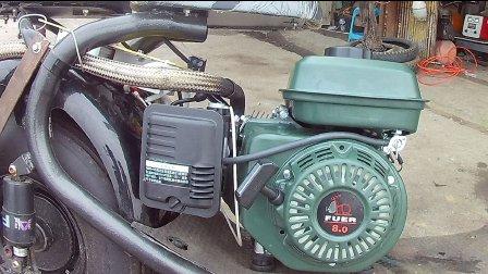 哈雷电动车改造智能变频款增程机