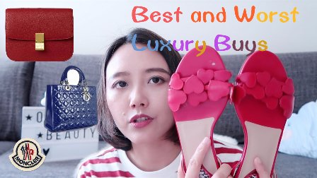 My Best and Worst Luxury Purchases[]