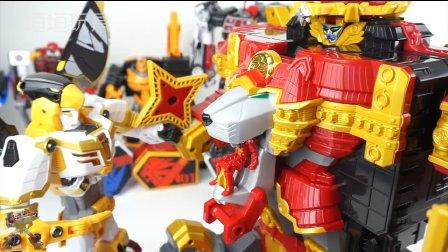 神兽变形金刚 组合机器人 恐龙战士 几阶段变身 男孩玩具 人气玩具 炫酷玩具 益智玩具 一起玩 § 垣垣玩具 §