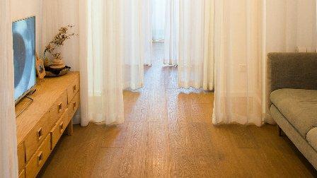 90㎡公寓华丽变身12个空间,看上去好大!