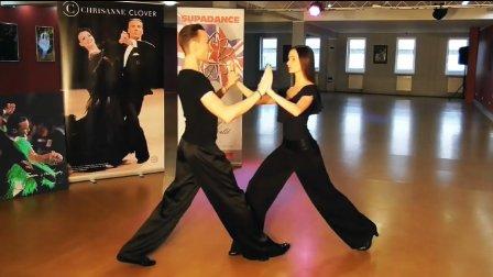 摩登舞教学-2017 Ballroom Dance Lessons by Marek & Paulina