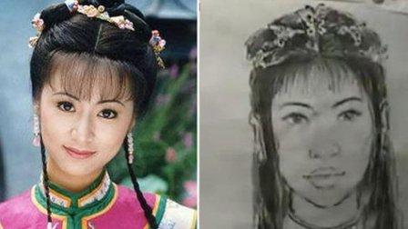 古装剧的美女画像,来搞笑的吗?
