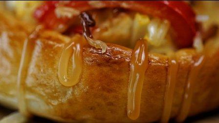 烤一个颜值与味道双绝的面包吧