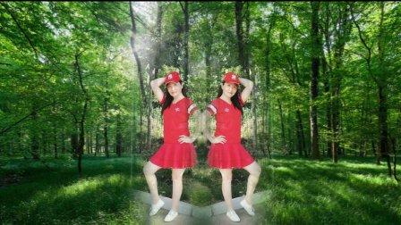 欣子水兵舞《妹妹来看我》