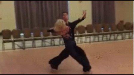 [手机版]迪马&奥尔嘉摩登舞练习集锦