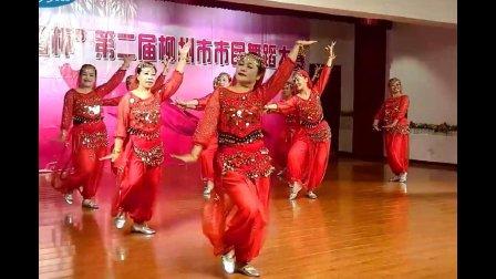 广场舞《印度姑娘》//健康多多365