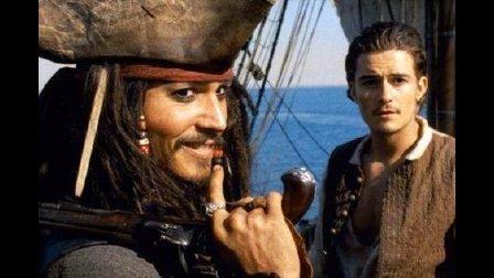 14年5部《加勒比海盗》看风骚船长约翰尼德普的变化有多大