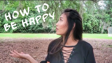 如何拥有正能量 | how to be happy