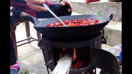 农村大妈每年都炒辣椒, 只因为这样做味道更香