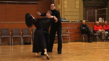 2017 THE CAMP(6)摩登舞讲习-Asis Khadjeh-Viennese Waltz