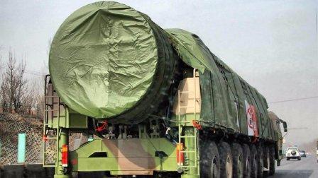 中国为何把东风41部署在中俄边境? 真实答案令国人恍然大悟
