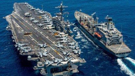 中国最不希望看到的事终于发生? 这三个大国要联手围堵中国海军