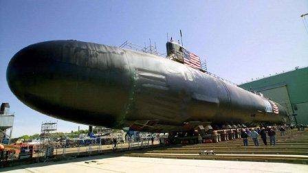 中美核潜艇差距究竟有多大? 为何很多人看了这个视频都说不出话了