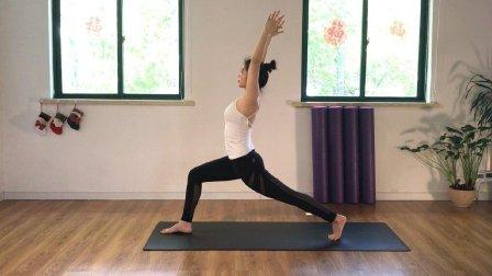 夏天就练流瑜伽