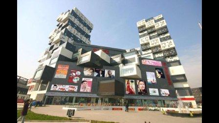 实拍最奇葩的建筑群, 宛如摇摇欲坠的积木堆!
