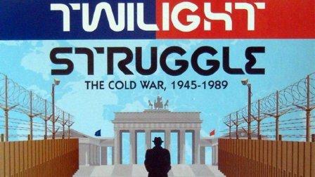 【汤米酱】Twilight Struggle 冷战热斗