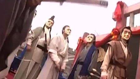东洋人太嚣张, 一把武士刀挑衅中原武林, 却被小李飞刀一刀毙命!