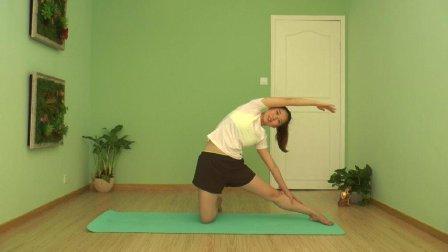 背痛就练这套瑜伽吧