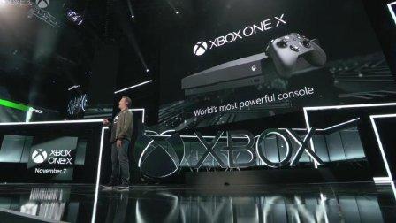 别眨眼 三分钟看尽 Xbox E3 2017 游戏发布会