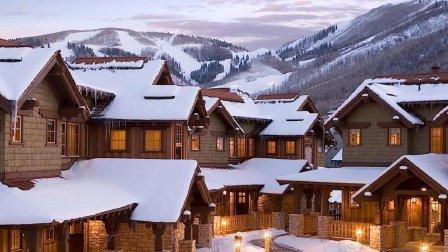 凯欣亚 - 加拿大班芙滑雪去