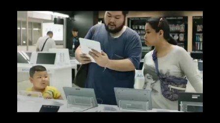 泰国扎心广告, 夫妻两要给儿子买平板电脑, 结果店员说