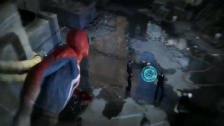 《蜘蛛侠: 英雄归来》 ps4游戏宣传片