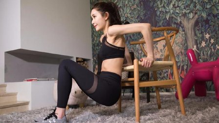 MODO健康Vol.22-每天5分钟家庭极速燃脂塑形健身运动「手臂篇」