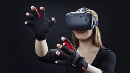 戴VR和影子侦探全景上课 001热身
