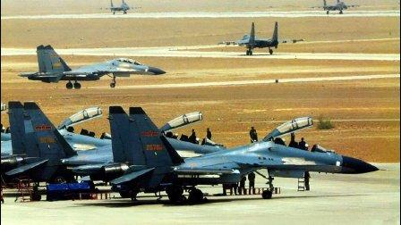 中国空军究竟有多强? 没等中国说话 俄罗斯: 33个空军师随时待命