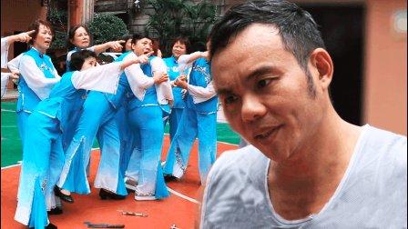 难道广场舞就不能和篮球共存吗!