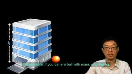 AP 物理1 40 重力势能1 Gravatitional potential energy AP physics 1
