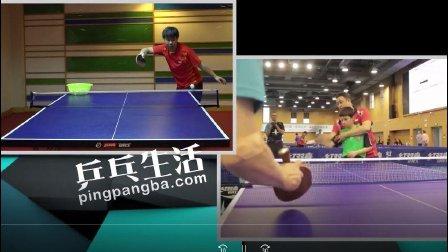 马骁阳教学-实战乒乓篇: 台内球几种经典处理方法【乒乓生活】