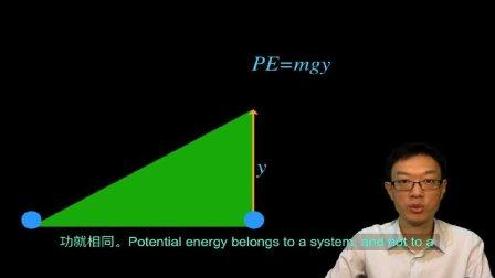 AP 物理2 41 重力势能2 Gravitational potential energy 2