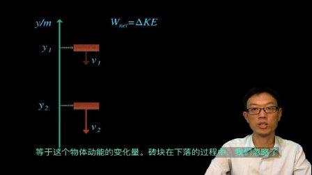 AP 物理1 43 机械能守恒定律 Mechanical energy and its conservation. AP physics 1