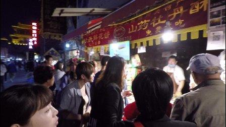 洛阳夜市街头的这种特色, 这么好吃那么多人都排队