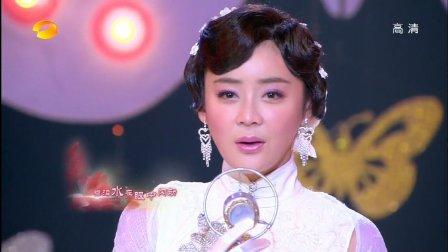 《爱在春天》袁姗姗重回舞台美妙歌声听的人潸然泪下