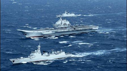 辽宁舰编队这次远海训练为何要向民众开放? 不担心泄密吗?